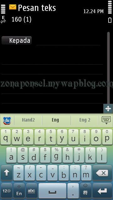 Baidu Input S60v5 S^3 Anna Nokia Belle